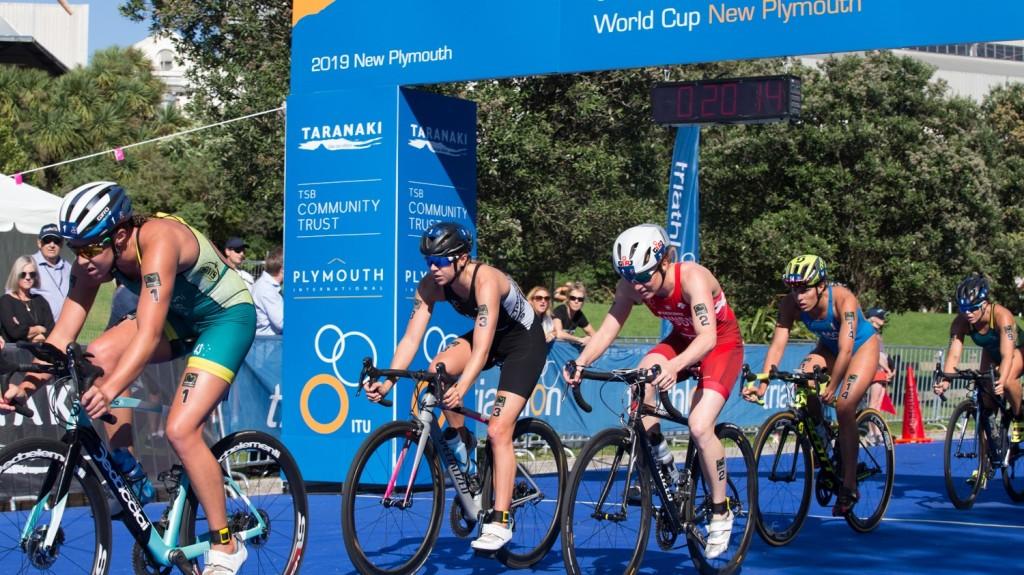 Taranaki wins hosting rights for Sprint Triathlon Champs